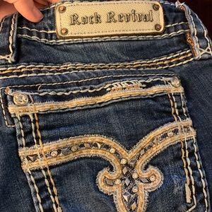 Women's Rock Revival Jeans